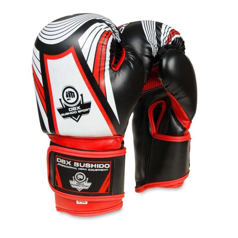 Rękawice Bokserskie dla Dzieci Treningowe DBX BUSHIDO 6 oz