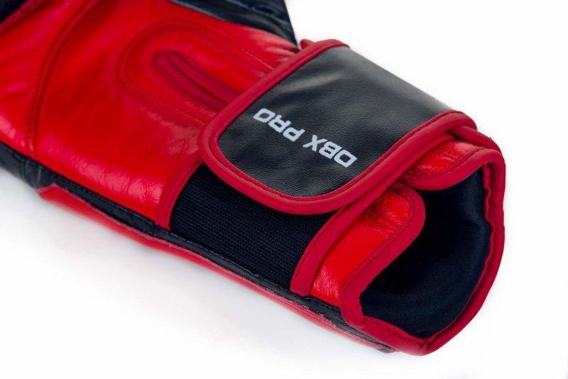 Rękawice bokserskie  treningowe ze skóry naturalnej DBX PRO BUSHIDO 14 OZ
