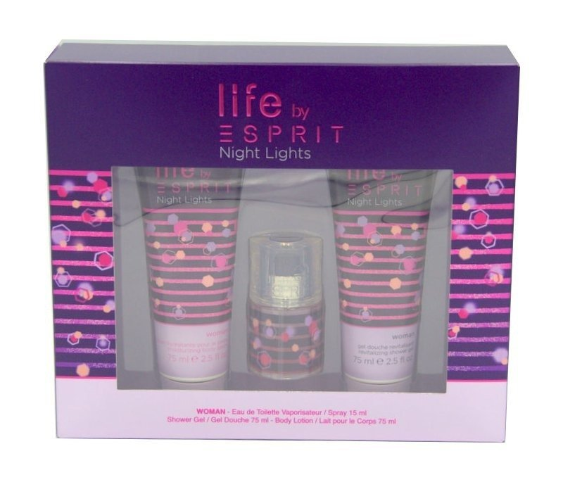 esprit life by esprit night lights woman
