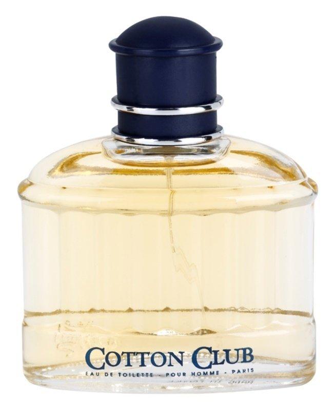 Jeanne Arthes Cotton Club woda toaletowa dla mężczyzn 100 ml