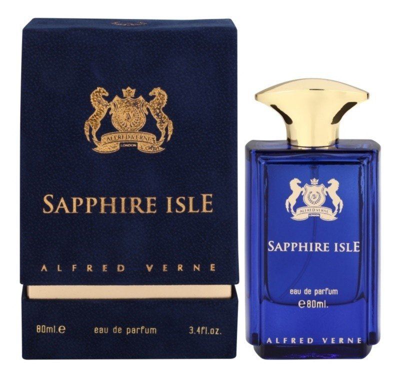 Alfred Verne Sapphire Isle woda perfumowana 80 ml