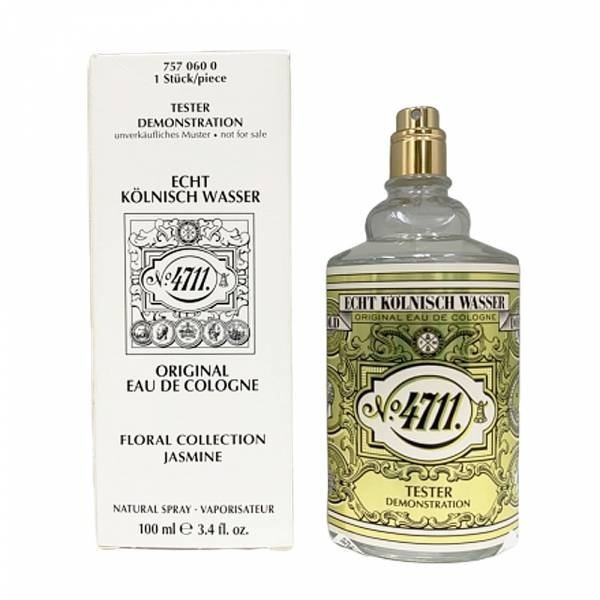 Maurer & Wirtz 4711 Floral Collection Jasmine woda kolońska 100 ml