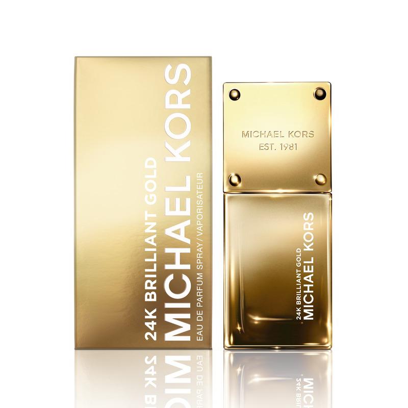 Michael Kors 24K Brillant Gold woda perfumowana 30 ml