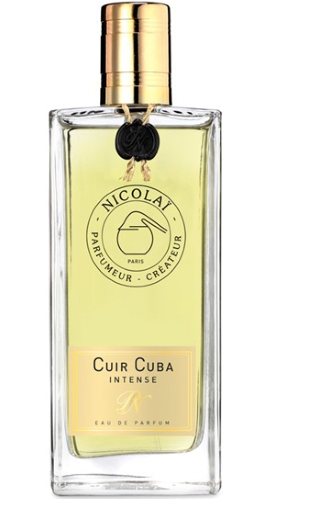 Nicolai Cuir Cuba Intense woda perfumowana 100 ml