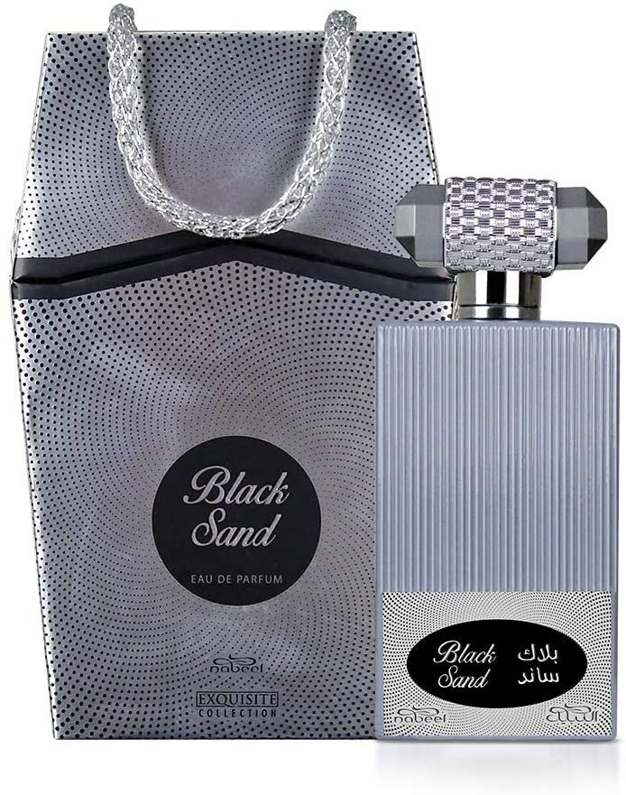 Nabeel Black Sand woda perfumowana 100 ml