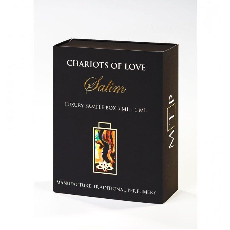 Salim Luxury  Sample Box  5ML+1ML