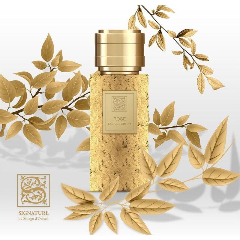 Signature Sillage D'Orient Rose woda perfumowana 100 ml + 15 ml gift set