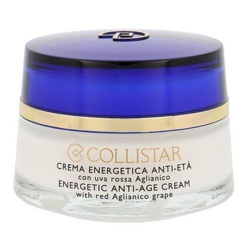 Collistar Special Anti-Age Energetic Anti Age Cream krem do twarzy z czerwonymi winogronami Aglianico 50 ml