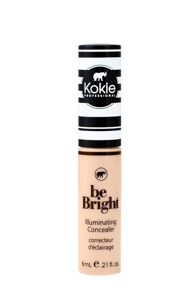 Kokie Cosmetics Be Bright Illuminating Concealer korektor 6ml - Medium Light