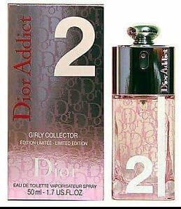 Christian Dior Addict 2 Girly Collector woda toaletowa 50 ml
