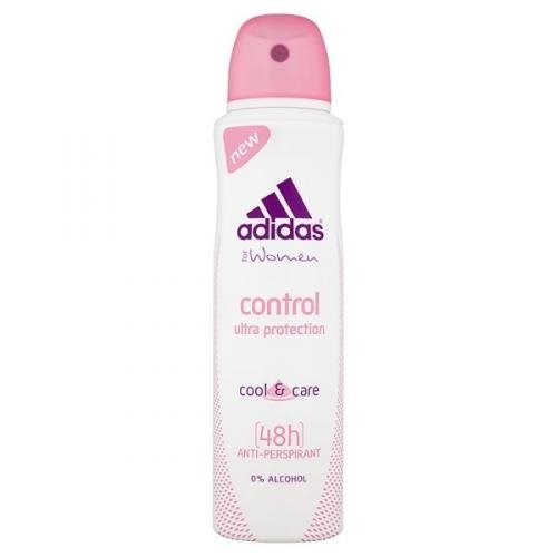 Adidas Woman Control Ultra Protection Dezodorant w sprayu Cool & Care 150 ml