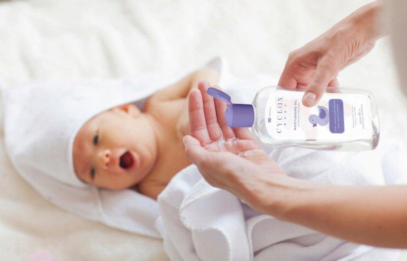 Cyclax Nawilżająca Oliwka  dla dzieci 300 ml