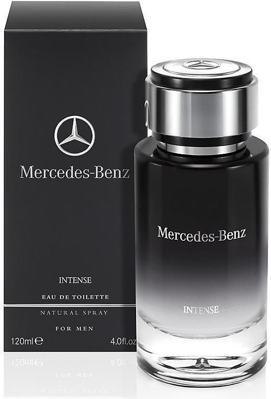 Mercedes - Benz Intense Men woda toaletowa 120 ml