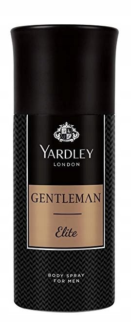 Yardley Gentleman Elite dezodorant 150 ml spray