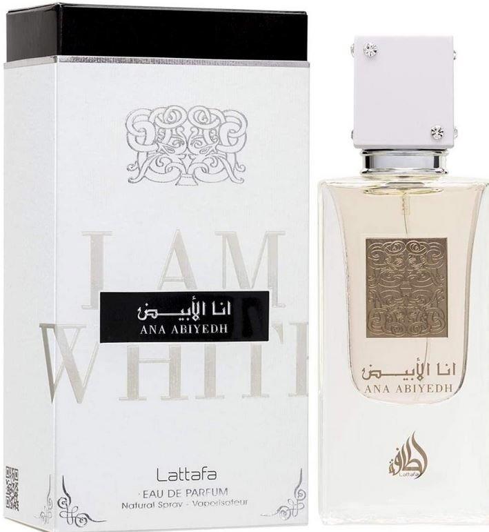 Lattafa Ana Abiyedh  woda perfumowana 60 ml