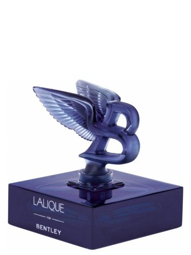 Bentley Lalique for Bentley Blue Crystal Edition eau de parfum 40 ml