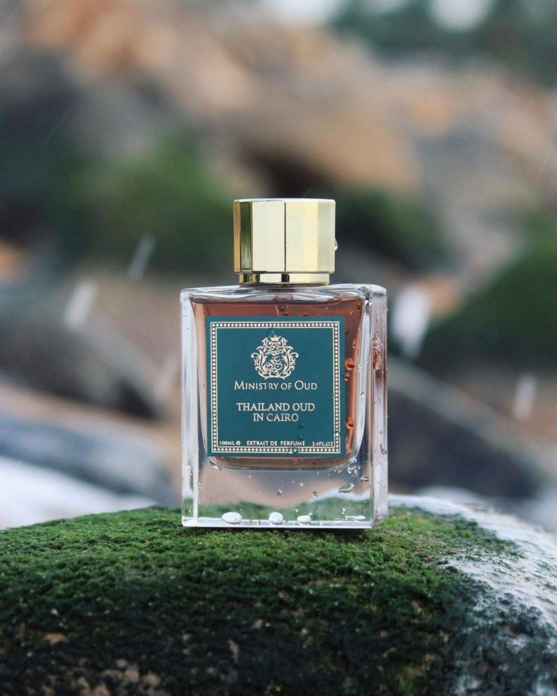 Ministry of Oud Thailand Oud in Cairo extrait de perfume 100 ml