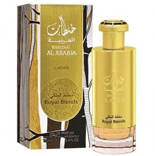 Lattafa  Khaltaat Al Arabia Royal Blends woda perfumowana 100 ml