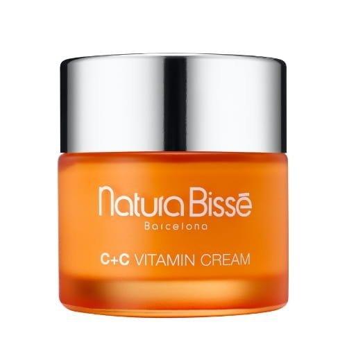 Natura Bisse  C+C Vitamin Cream ujędrniający krem do cery suchej i normalnej 2 ml próbka