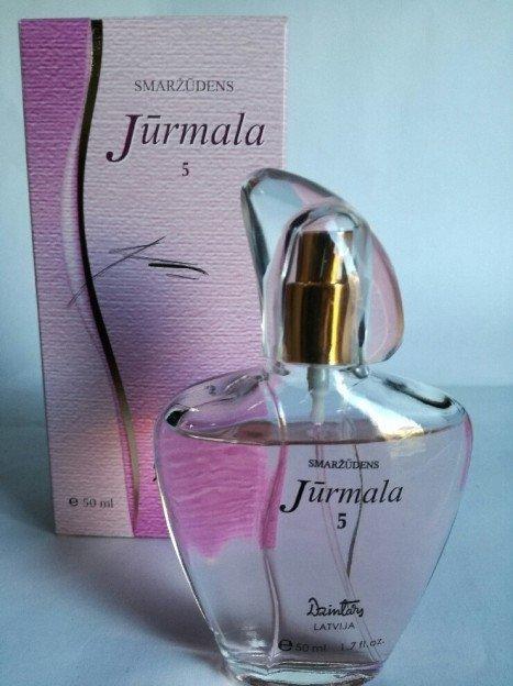 Dzintars Jurmala 5 woda toaletowa 50 ml spray