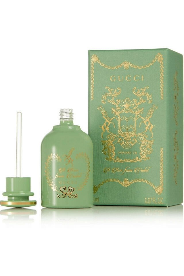 Gucci The Alchemist's  A Kiss from Violet olejek perfumowany 20 ml