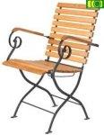Fotel ogrodwy Tosca Max