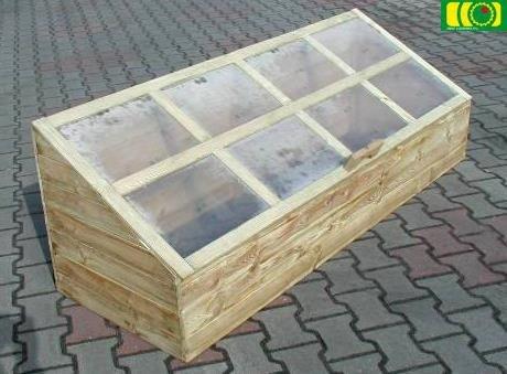 O11 inspekt drewniany czterokomorowy