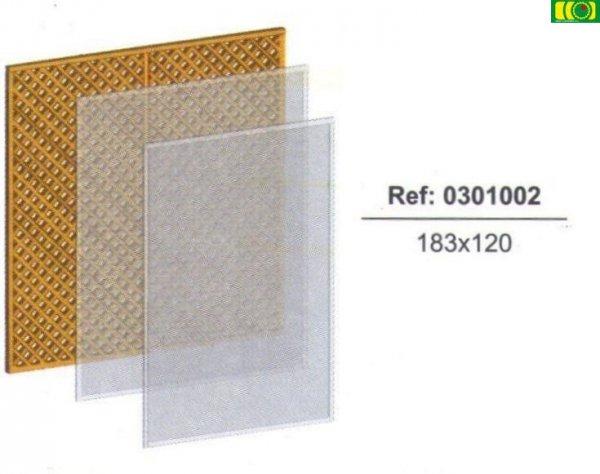 KR4  kratka angielska (120x180)