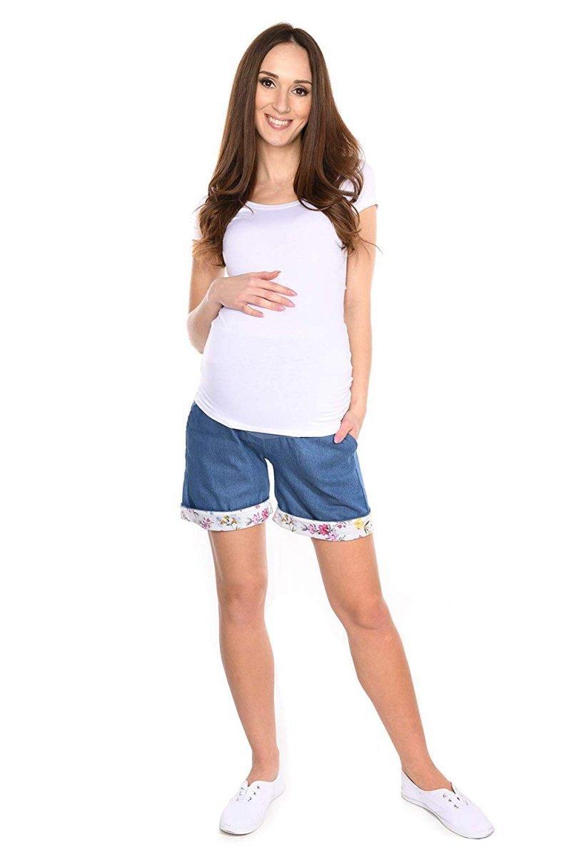 MijaCulture - spodenki ciążowe Mia