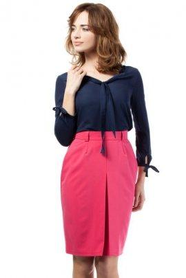 MOE181 spódnica różowa