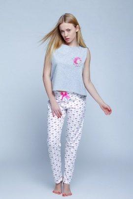 37e83c84423dbd Piżamy damskie: krótkie i długie spodenki, dwuczęściowe - nbielizna ...