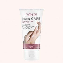 Floslek Hand Care Krem do rąk i paznokci z przeciwstarzeniowy  75ml