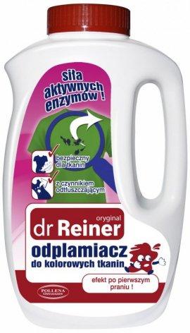 dr Reiner Odplamiacz do tkanin kolorowych 1l