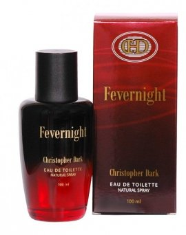 Christopher Dark Men Fevernight Woda Toaletowa 100ml