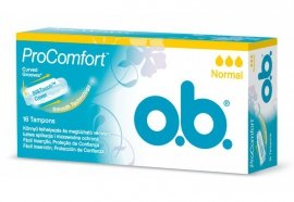 O.B.Procomfort Normal tampony 16szt x 6 (5+1gr)