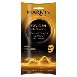 Marion Golden Skin Care Maska na twarz odmładzająca  1szt