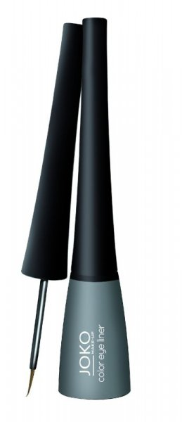 Joko Eye Liner Color Mat 002 grafit wodoodporny  5ml