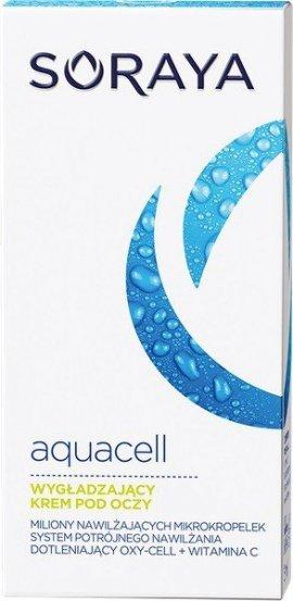 Soraya Aqua Cell Krem pod oczy wygładzający  15ml