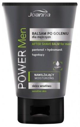 Joanna Power Men Balsam po goleniu nawilżający  100g