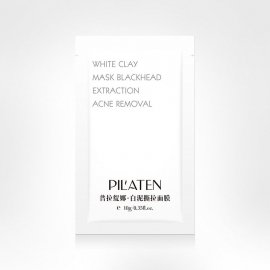PILATEN Biała Maska Peel-of na twarz 10g