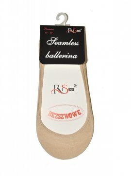 Baletki Risocks Ballerina Bezszwowe Art.5692235