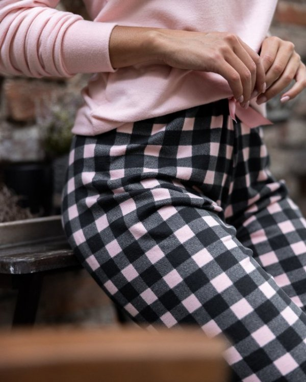 Piżama Sensis Femme dł/r S-XL