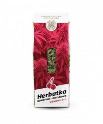 Herbatka konopno owocowa WIŚNIOWY SAD 45g