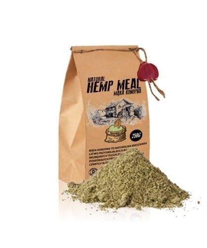 Mąka konopna - 250g