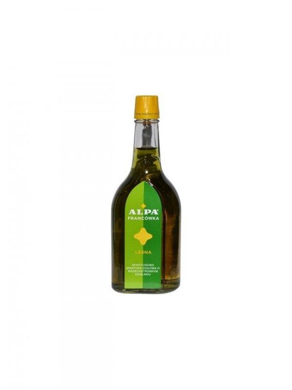 Alpa Leśna 160 ml (do masażu, do kąpieli, do okładów)