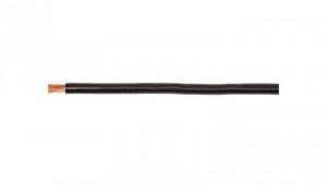 Przewód instalacyjny H07V-K (LgY) 25 czarny /bębnowy/