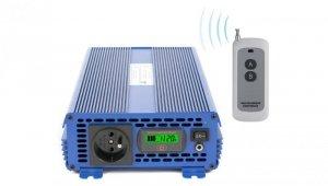 Przetwornica napięcia 12 VDC / 230 VAC ECO MODE  SINUS IPS-2000S PRO 2000W AZO00D1228