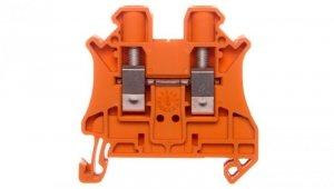 Złączka szynowa 2-przewodowa 6mm2 pomarańczowa Ex UT 6 OG 3045169 /50szt./