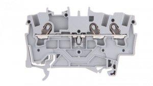 Złączka szynowa 3-przewodowa 1,5mm2 szara 2001-1301 TOPJOBS