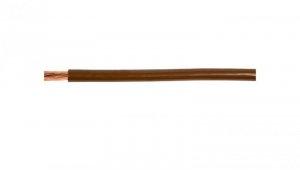 Przewód instalacyjny H07V-K (LgY) 25 brązowy /bębnowy/